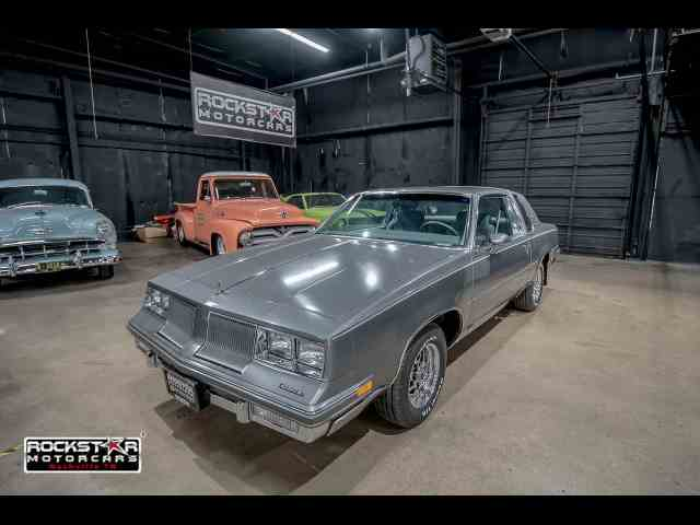 1986 Oldsmobile Cutlass Supreme | 1014729