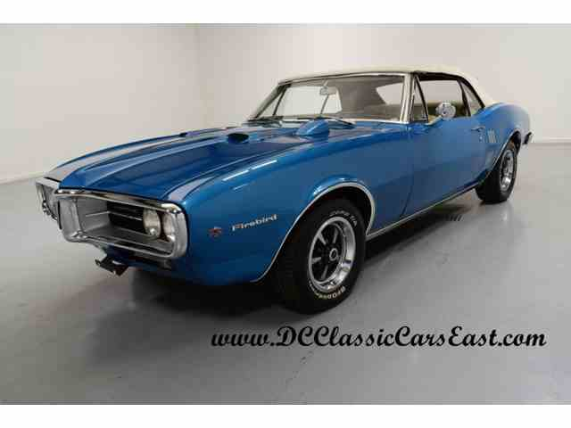 1967 Pontiac Firebird | 1014733