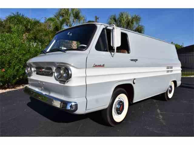 1962 Chevrolet Corvair | 1014756