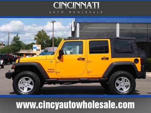 2012 Jeep Wrangler | 1014757