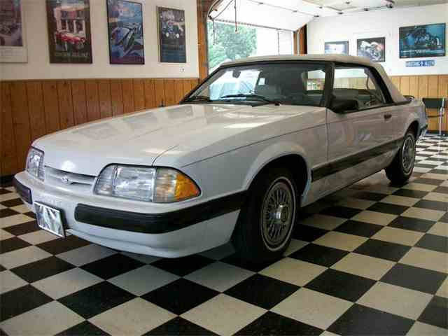 1987 Ford Mustang | 1014767