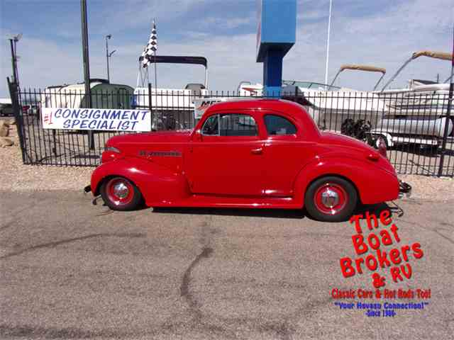 1939 Chevrolet Business Coupe | 1014777