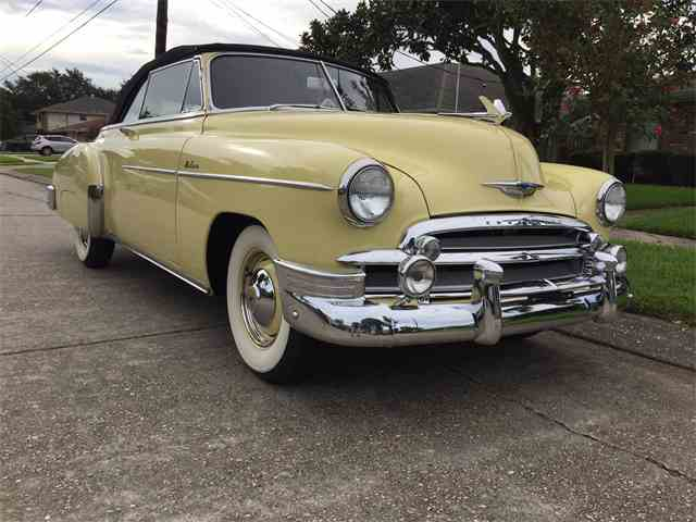 1950 Chevrolet Styleline Deluxe   1010478