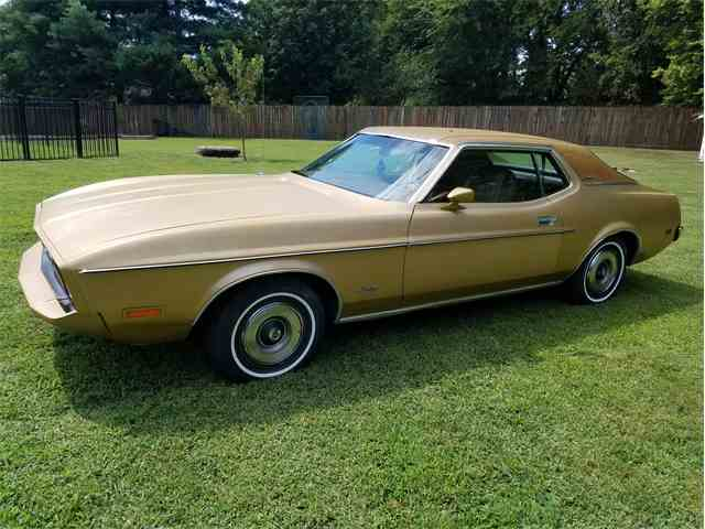 1973 Ford Mustang | 1014790