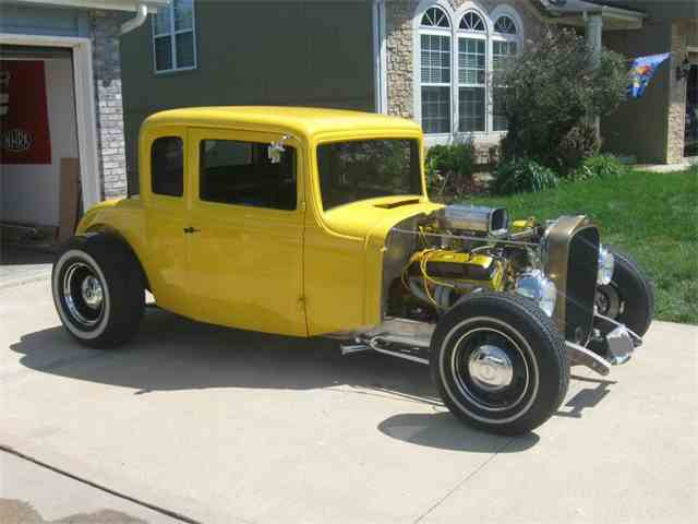 1932 Chevrolet 5-Window Coupe | 1014793