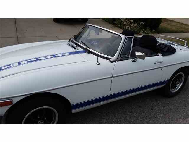 Picture of '78 MGB - LR19