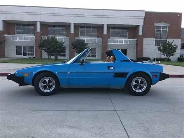 1979 Fiat X1/9 | 1014821