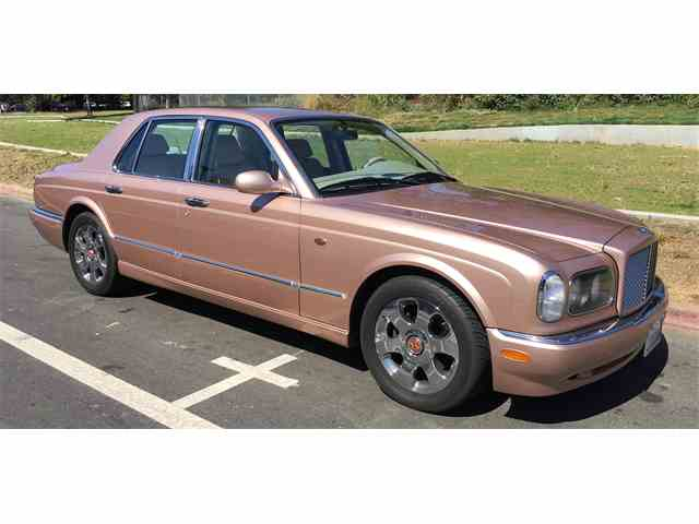 1999 Bentley Arnage | 1014825