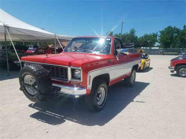 1974 Chevrolet Blazer | 1010483