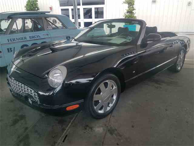 2003 Ford Thunderbird | 1010484
