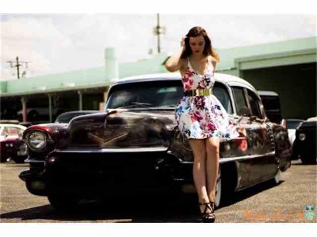 1956 Cadillac Sedan | 1014857