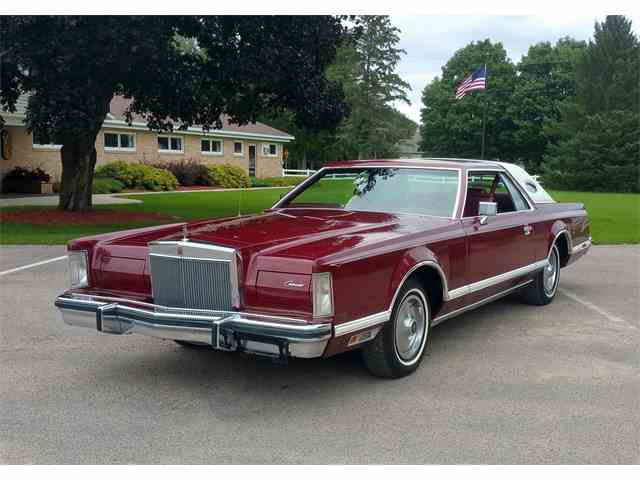 1979 Lincoln Continental Mark V | 1014874