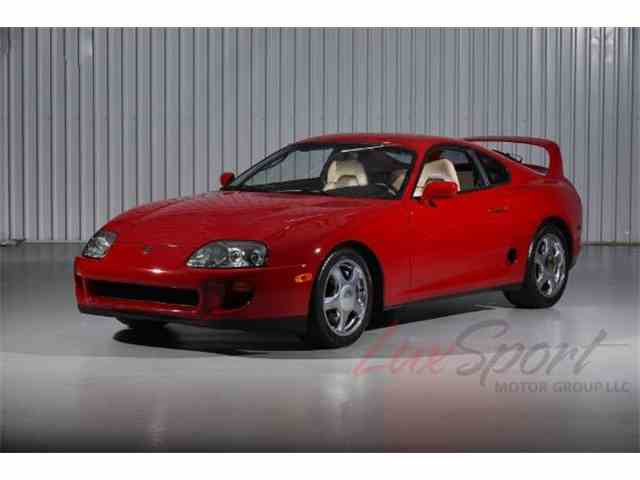 Classic Toyota Supra For Sale On Classiccars Com Available