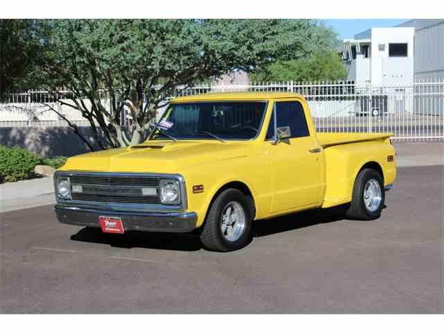 1969 Chevrolet C/K 10 | 1014880