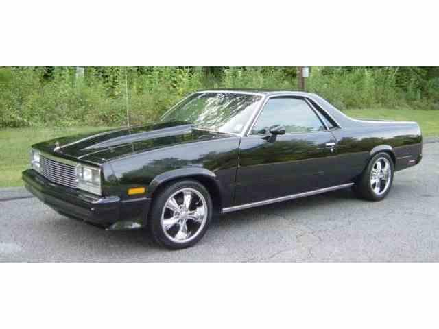 1985 Chevrolet El Camino | 1014889