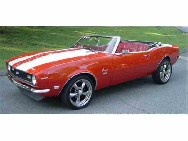 1968 Chevrolet Camaro | 1014892