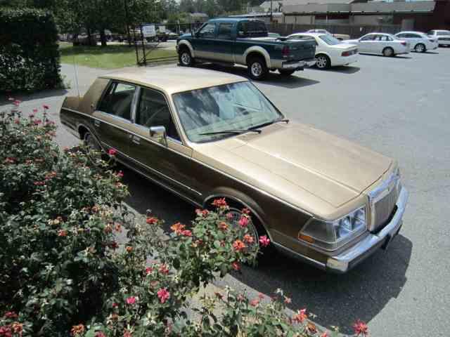 1986 Lincoln Continental | 1014895