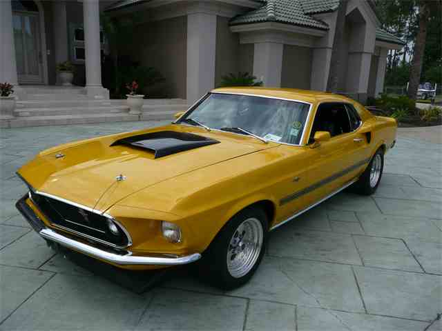 1969 FORD MUSTANG COBRA JET CLONE | 1010491