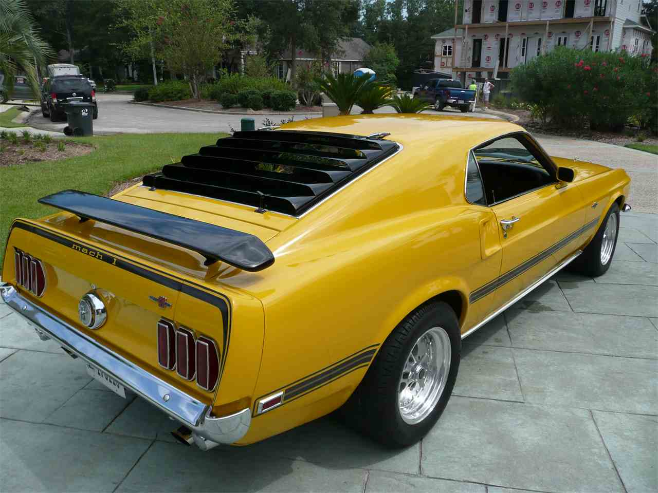Ford Mustang Cobra Jet Clone For Sale Classiccars Com Cc