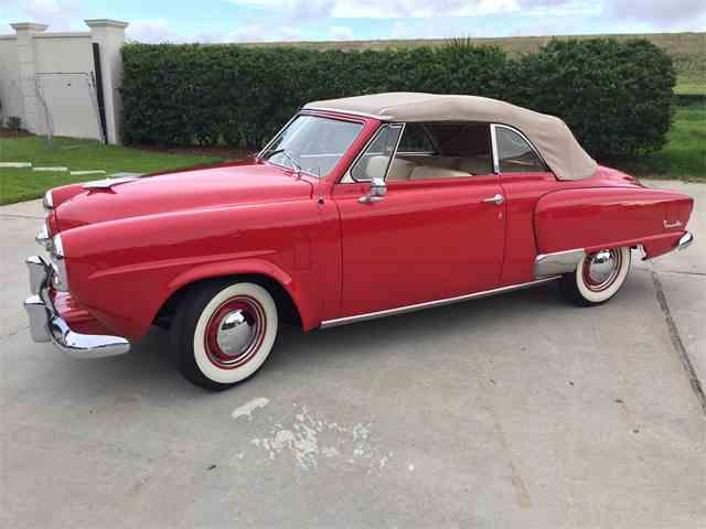 1951 Studebaker Champion   1010492