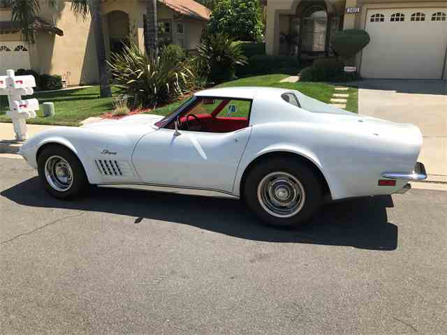 1972 Chevrolet Corvette | 1014920
