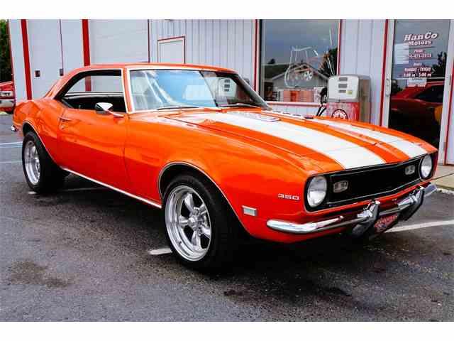 1968 Chevrolet Camaro | 1014942