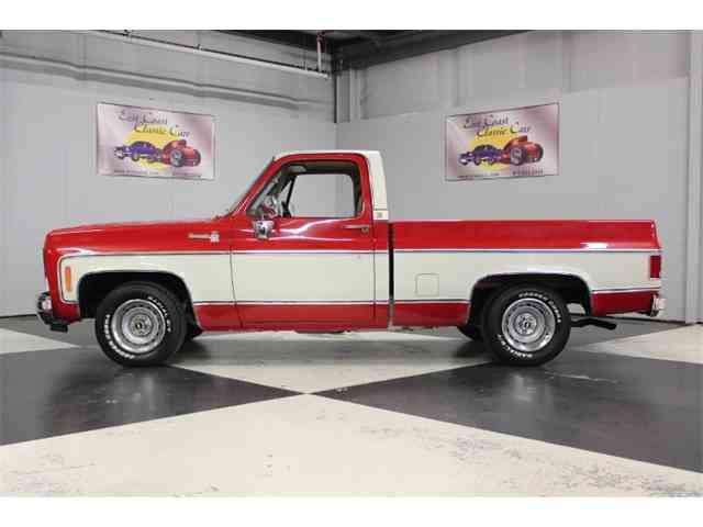1980 Chevrolet Silverado | 1014943