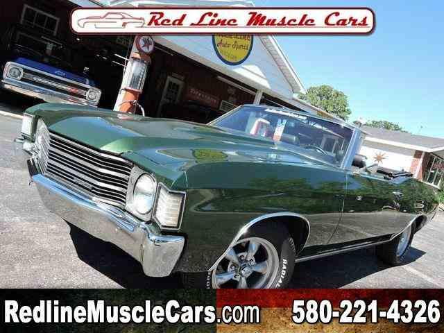 1972 Chevrolet Chevelle | 1014953