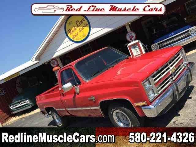 1987 Chevrolet Pickup | 1014958