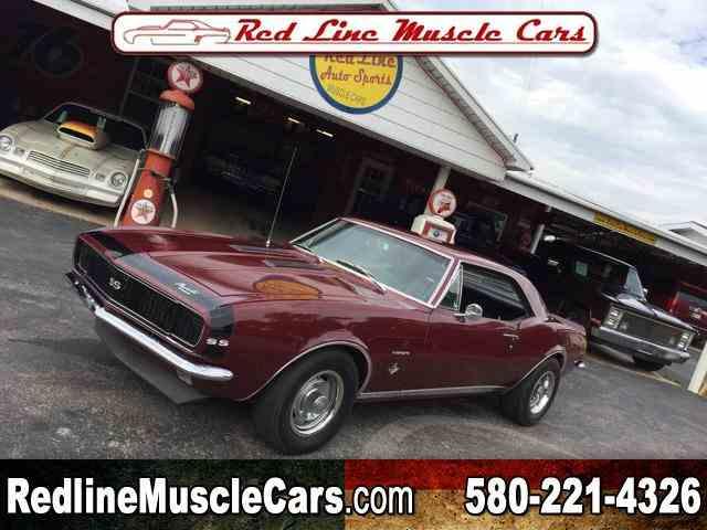 1967 Chevrolet Camaro SS | 1014961