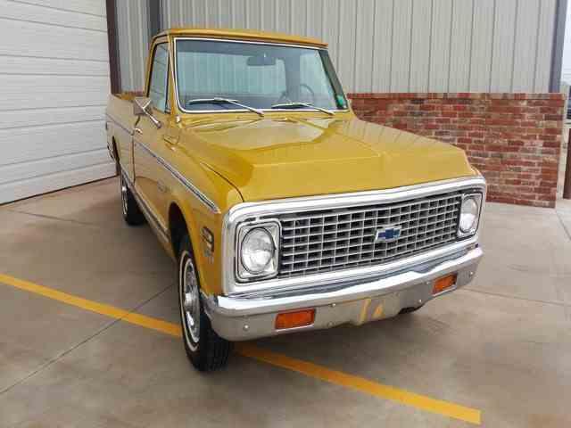 1972 Chevrolet Cheyenne | 1014964
