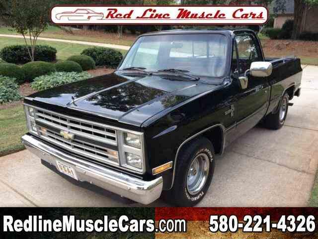 1987 Chevrolet Silverado | 1014965