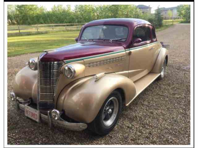 1938 Chevrolet Business Coupe | 1014986