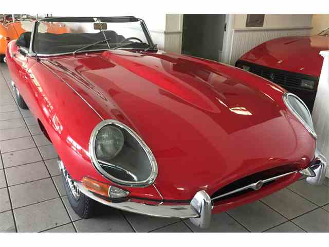 Picture of '67 E-Type - LR65
