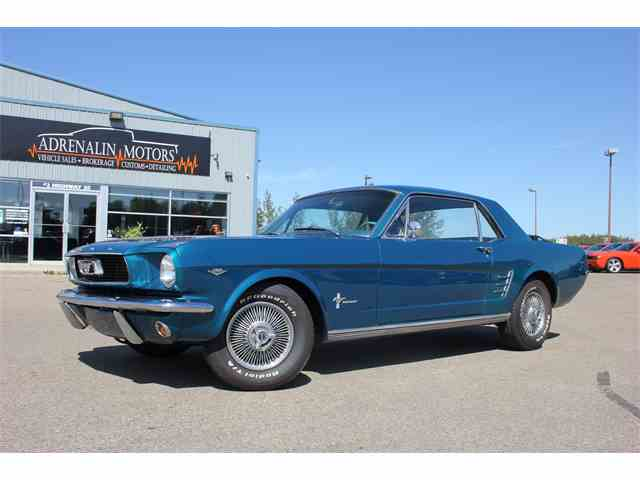 1966 Ford Mustang | 1014993