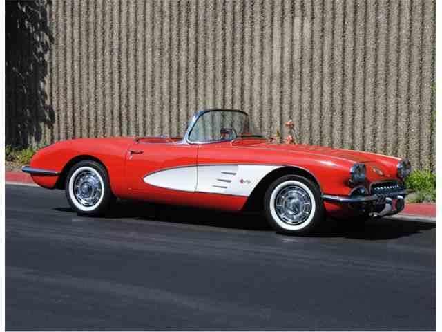 1959 Chevrolet Corvette   1014997