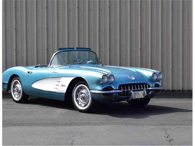1960 Chevrolet Corvette | 1014999
