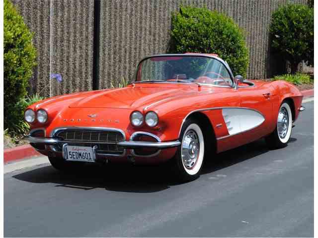 1961 Chevrolet Corvette | 1015002