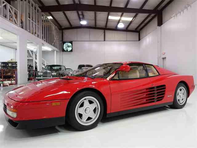 1986 Ferrari Testarossa | 1015009