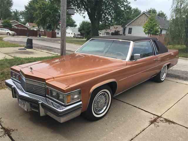 1979 Cadillac DeVille | 1015012