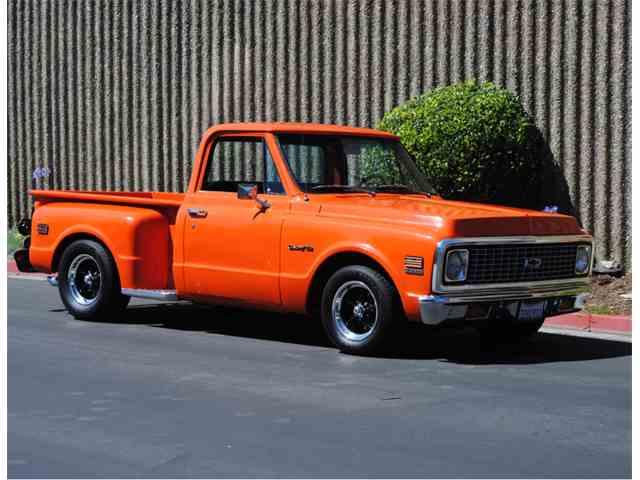 1972 Chevrolet Stepside | 1015016