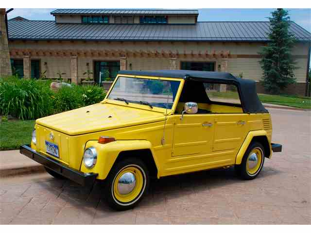 1973 Volkswagen Thing | 1015019