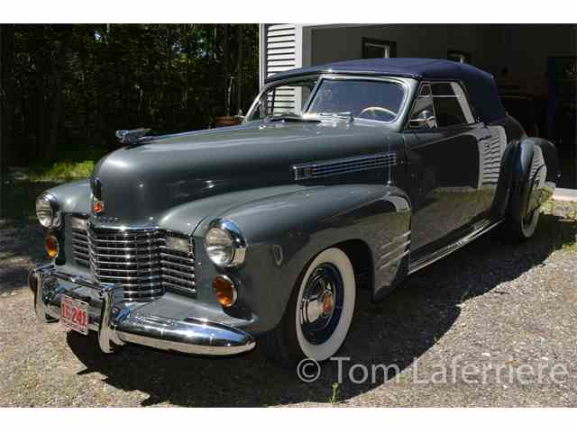1941 Cadillac Series 62 Convertible Coupe | 1010503