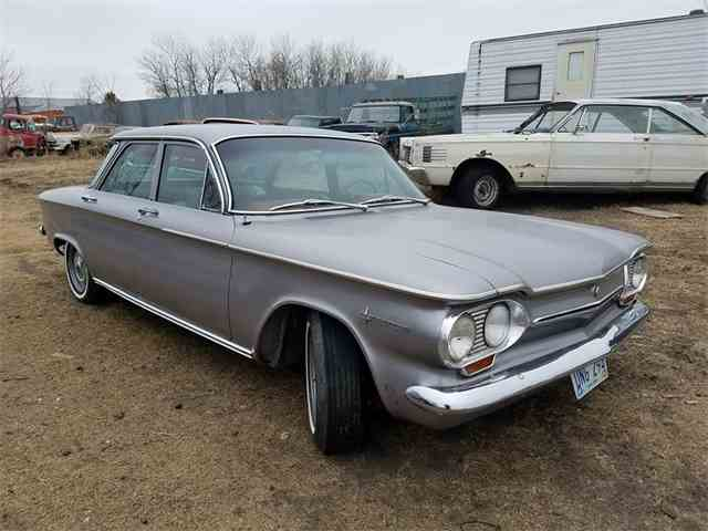 1963 Chevrolet Corvair | 1015045