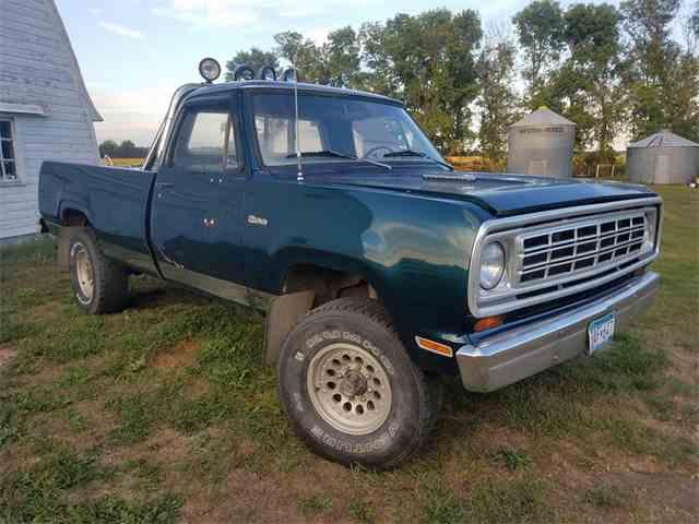 1974 Dodge Power Wagon | 1015052