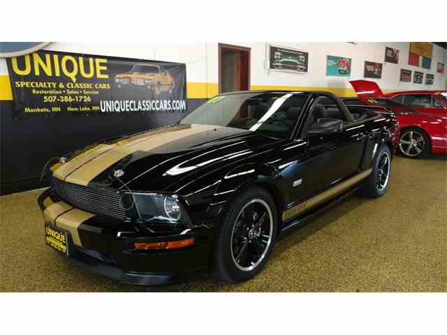 2007 Ford Mustang Shelby GT-H Convertible | 1015058