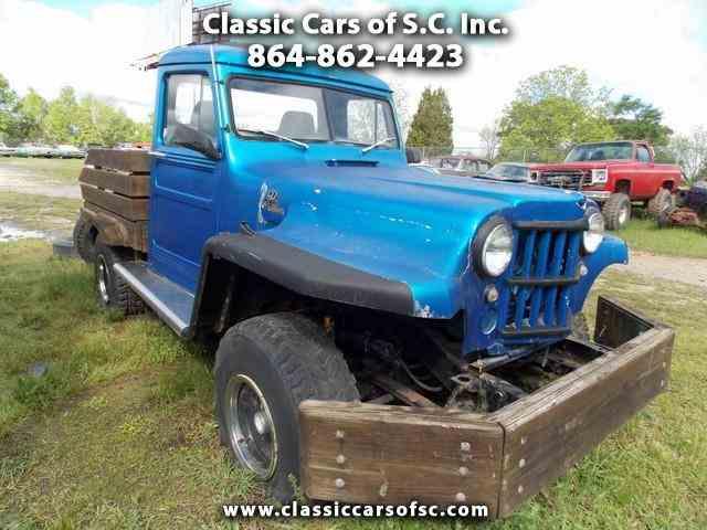 1955 Jeep Pickup | 1015076