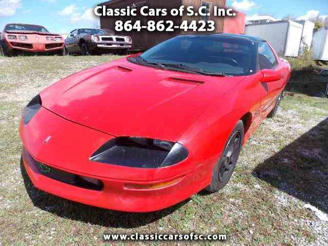 1995 Chevrolet Camaro | 1015079