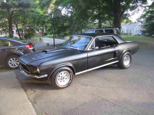 1967 Ford Mustang | 1010508