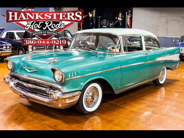 1957 Chevrolet Bel Air | 1015085